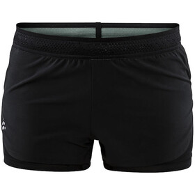 Craft Nanoweight Løpeshorts Dame Svart
